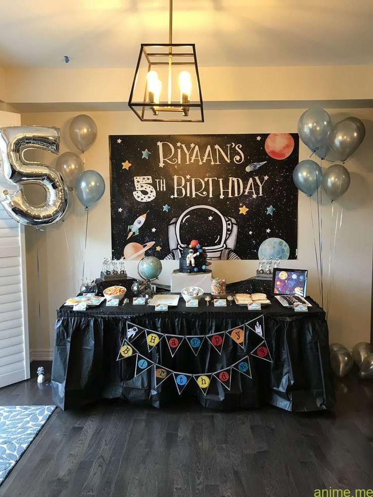 outer space  Birthday Party Ideas | Photo 13 of 27